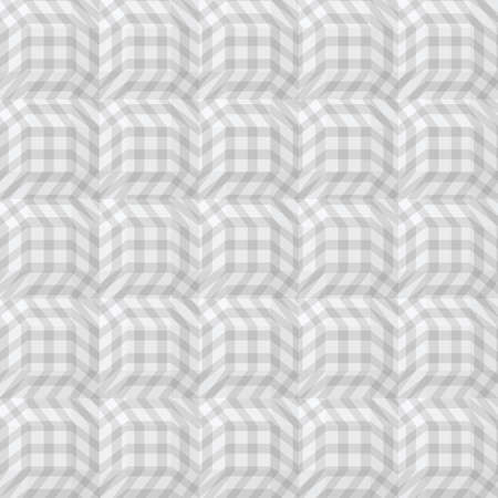 Abstract seamless straight pattern with broken lines for design Illustration