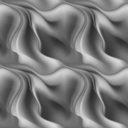 gray texture background: Abstract seamless pattern background texture wave gray