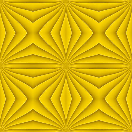 pattern background: Abstract yellow background pattern for creative design Illustration
