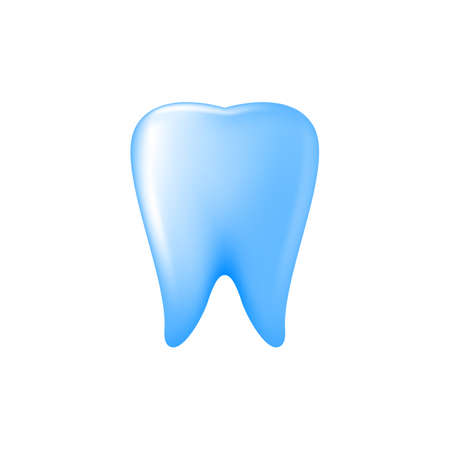 blue tooth: Blue Tooth Icon on White Background for Design