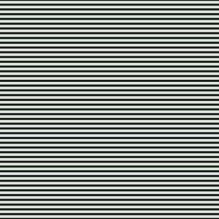 Abstract black and white background of horizontal straight lines Vektoros illusztráció
