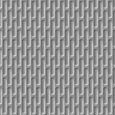ironworks: Corrugated Seamless Background for Web Design in Gray Color