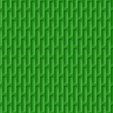 heavy construction: Corrugated Seamless Background for Web Design in Green Color