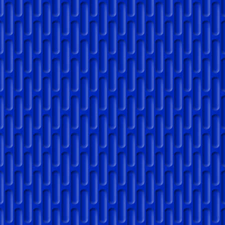 ironworks: Corrugated Seamless Background for Web Design in Blue Color