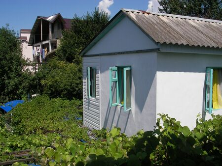 vacationers: Guest country house for accommodation of tourists and vacationers