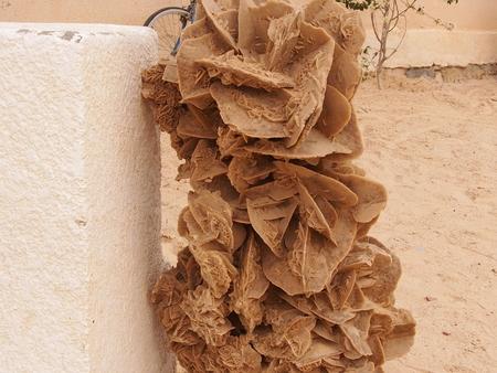 desierto del sahara: exotic souvenir from the Sahara Desert - a desert rose