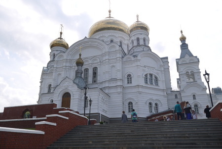 Belogorsk Sacred and Nikolaev orthodox and missionary monastery