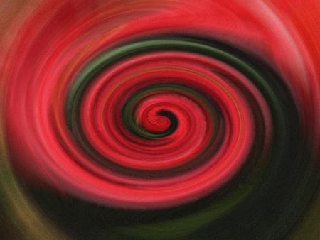 Color spiral background