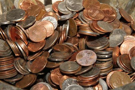 Change Money Stock Photo