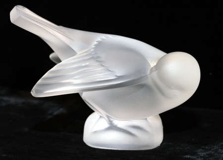 Crystal bird