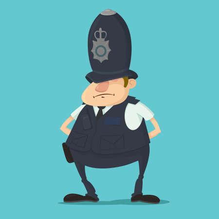 イギリスの警察