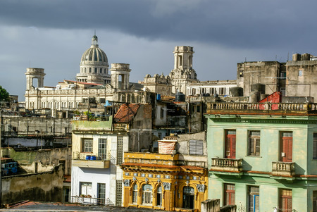 Havana,Cuba Stock Photo