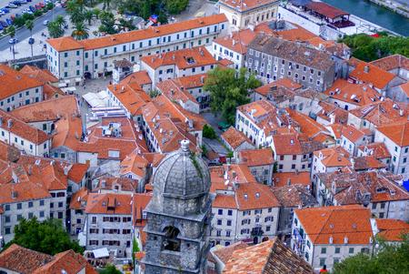 everyday scenes: La citt� vecchia di Kotor, Montenegro