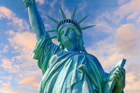 statues: Statue of Liberty, New York