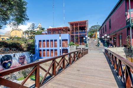 District of Barranco in Lima, Peru