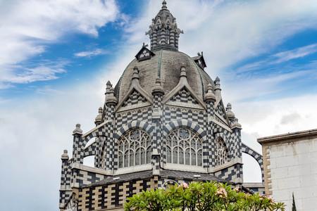 Catholic Church in  Medellin, Colombia
