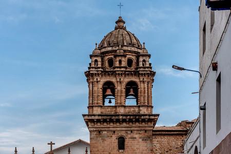 Cusco Cathedral ( Nuestra Sra. de la Asuncion ), Peru Stock Photo