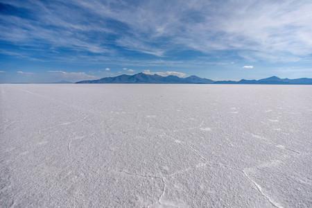 Salt Flat at Salar de Uyuni, Bolivia