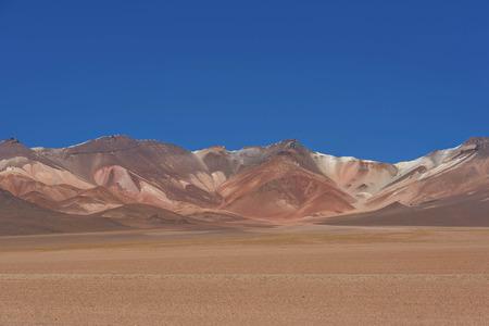 avaroa: Dali desert in national reserve park Eduardo Avaroa, Bolivia
