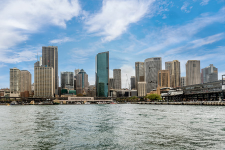 City scape of Sydney, Australia