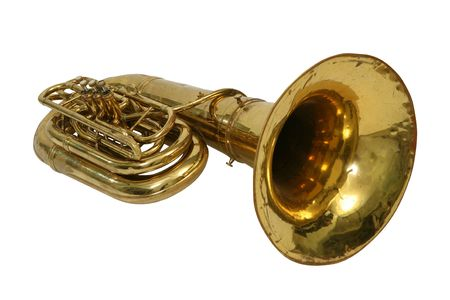 instrument tuba