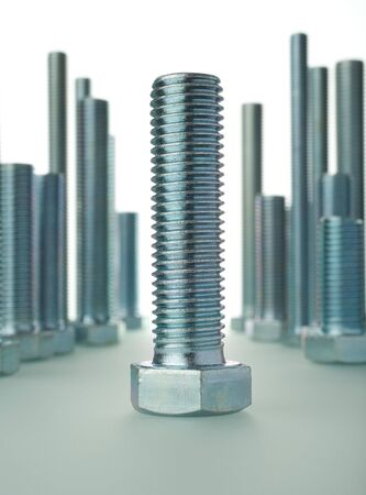 nuts and bolts: screw