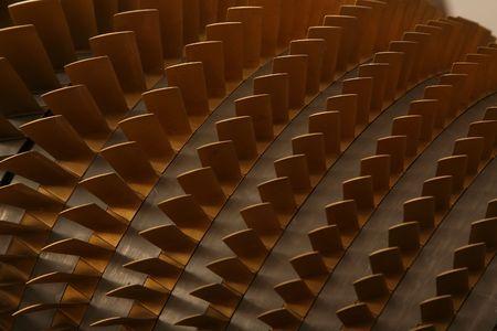 turbine blades