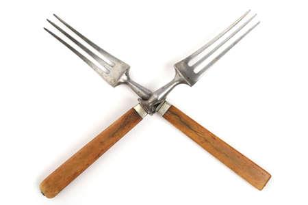 antique cutlery-fork
