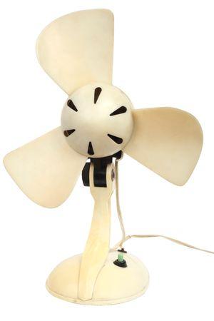 oscillate: ventilator Stock Photo