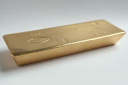 12 kilogram gold bar