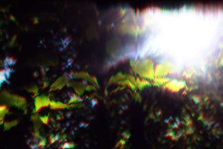 abstract digital design backdrop glitch error