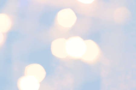 golden bokeh abstract texture for background