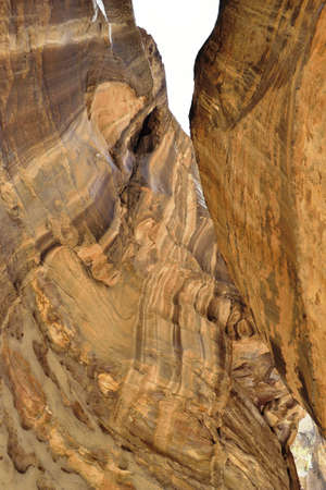 Canyon in Jordan