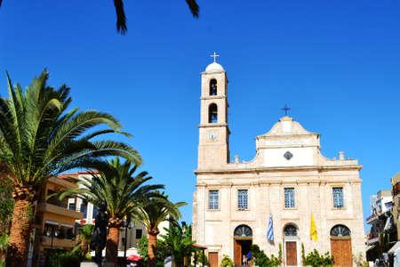 Greece, island Crete, the Church