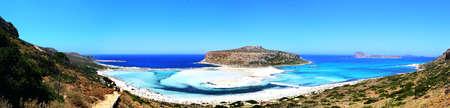 Greece, island of Gramvousa Stock Photo