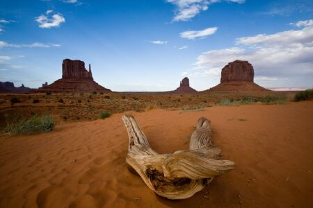 stupendous: Monument Valley Stock Photo