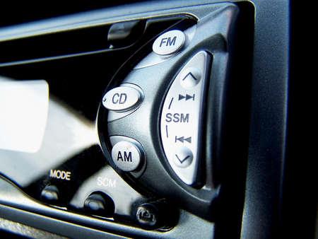 fm: Car stereo