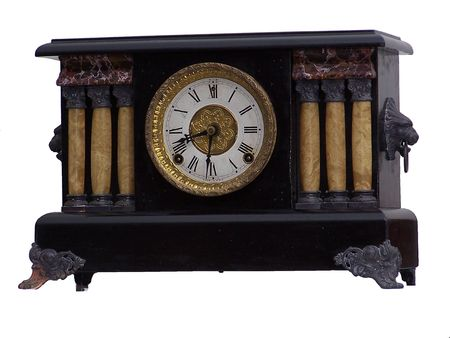 Isolation of an Antique Clock