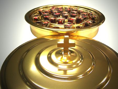 sacrifices: Communion