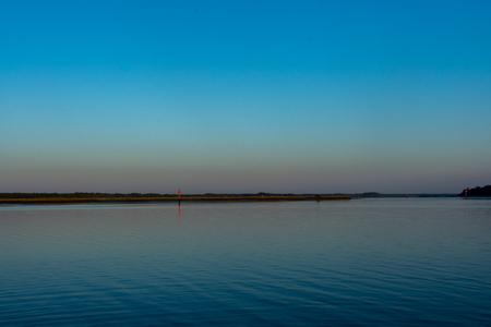 Florida ICW Sunset