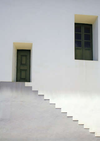 anomalous: Stairs that look weird, like they are upside down.