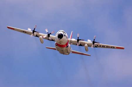 U.S. Coast Guard aircraft.