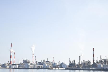petrochemistry: complejo industrial