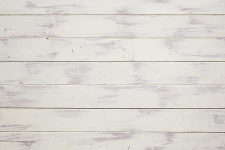 Witte houten bord