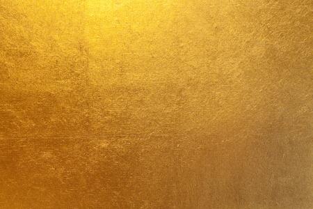 Goud papier Stockfoto
