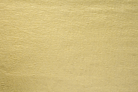 Gold wrinkle paper texture background