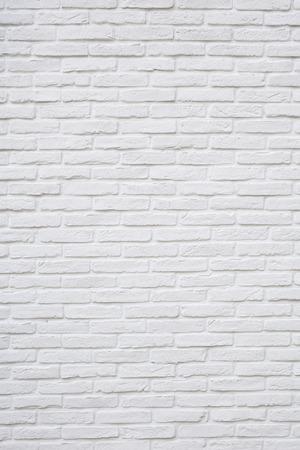 White brick texture background Stockfoto