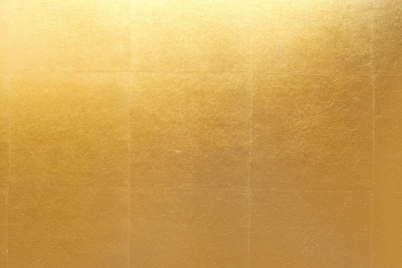 fold: Gold folding screen paper