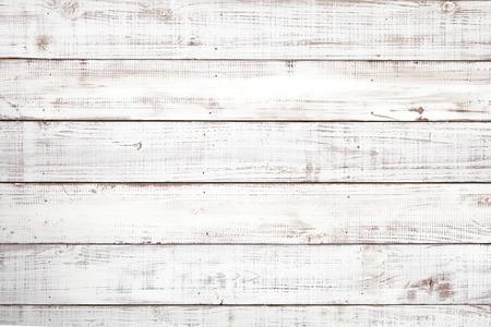 witte achtergrond: Houten white board textuur achtergrond Stockfoto