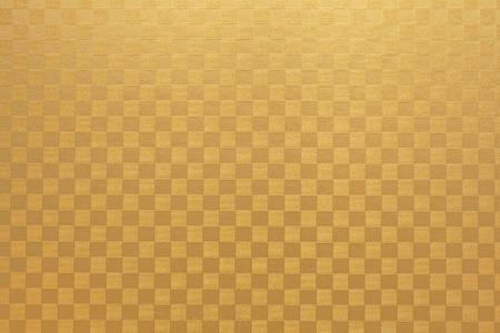 金の紙 写真素材